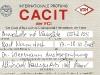 CACIT  ... für den Suchensieg bei der Kleemann 2008