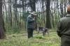 Eicka beim Bringen von Kanin