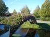Die Gärten und Straßen sind liebevoll gestaltet