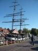Unsere Unterkunft war in Papenburg