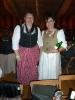 Ilona & Ilona freuen sich über Daika´s sehr gutes Abschneiden