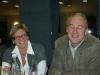 Roswitha und Andy - auch schon wieder zum Scherzen gelaunt