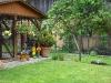 Osterdeko im Garten