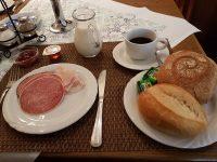 Urlaub = in Ruhe frühstücken...