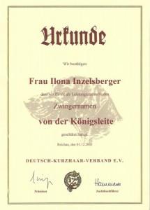 """""""von der Königsleite"""""""
